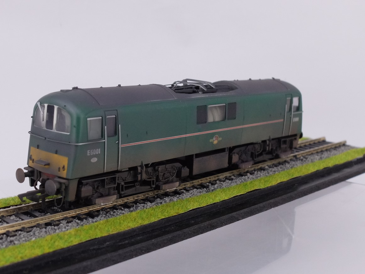 Weathered Class 71